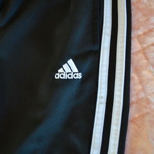 adidas Pants - Adidas Mens Large 3 Stripe Retro Track Pants